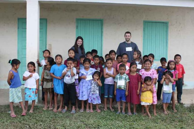 Ignacio Volunteer Program