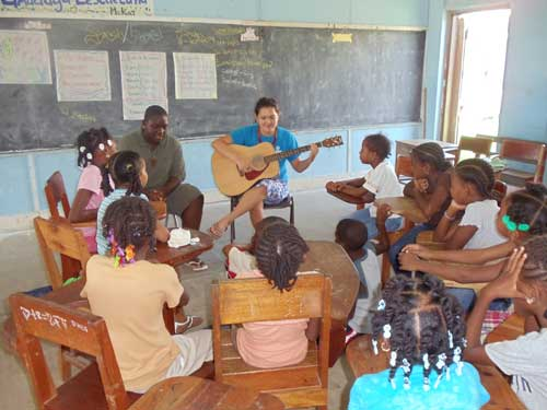 Ignacio Volunteer Program in Belize