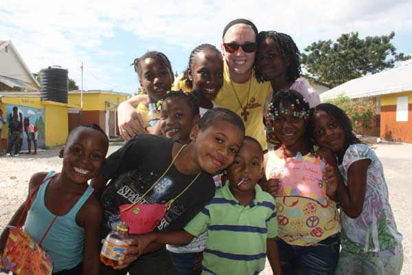 Ignacio Volunteer Program in Jamaica in 2012