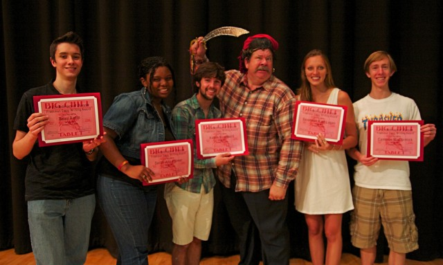 Winners of the Confederacy of Dunces essay contest