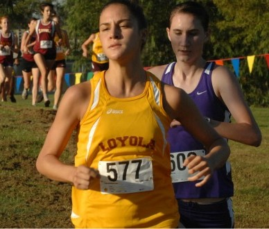 Womens cross country